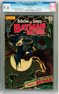 Bronze Age (1970-1979):Superhero, Detective Comics #405 Twin Cities pedigree (DC, 1970) CGC NM+ 9.6 White pages....