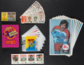 Hockey Cards:Sets, 1970's O-Pee-Chee, Post and Eddie Sargent Hockey Cards/Stickers Collection. ...