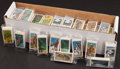 Non-Sport Cards:Sets, 1960's -'70's Brook Bond Foods Complete or Near Sets Collection(71). ...