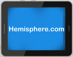 Featured item image of Hemisphere.com  ...