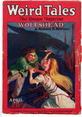 Pulps:Horror, Weird Tales - April '26 (Popular Fiction, 1926) Condition: VG....