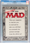 Magazines:Mad, MAD #24 (EC, 1955) CGC NM 9.4 Cream to off-white pages....