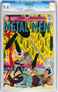 Silver Age (1956-1969):Superhero, Metal Men #1 Pacific Coast pedigree (DC, 1963) CGC NM 9.4 White pages....