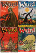 Pulps:Horror, Weird Tales Group (Popular Fiction, 1947-48) Condition: AverageFN.... (Total: 13 Items)