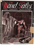 Pulps:Horror, Weird Tales - November '23 (Popular Fiction, 1923) Condition: Apparent GD+....
