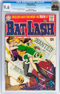 Silver Age (1956-1969):Western, Bat Lash #1 Rocky Mountain pedigree (DC, 1968) CGC NM+ 9.6Off-white to white pages....