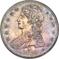 Proof Reeded Edge Half Dollars, 1838-O 50C PR64 NGC. CAC. GR-1, R.7....