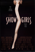 "Movie Posters:Sexploitation, Showgirls (MGM/UA, 1995). One Sheets (2) (27"" X 41"") Review &Regular Style. Sexploitation.. ... (Total: 2 Items)"