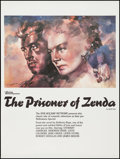"Movie Posters:Adventure, The Prisoner of Zenda (SFM Holiday Network, R-1982). TelevisionPoster (24"" X 32""). Adventure.. ..."