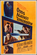 "Movie Posters:Crime, Odds Against Tomorrow (United Artists, 1959). Poster (40"" X 60"")Style Y. Crime.. ..."