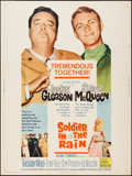 """Movie Posters:Comedy, Soldier in the Rain (Allied Artists, 1964). Poster (30"""" X 40"""").Comedy.. ..."""
