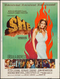 "Movie Posters:Fantasy, She (MGM, 1965). Poster (30"" X 40""). Fantasy.. ..."