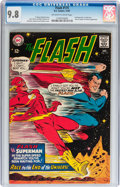 Silver Age (1956-1969):Superhero, The Flash #175 (DC, 1967) CGC NM/MT 9.8 Off-white to whitepages....