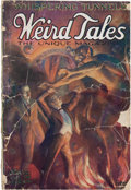 Pulps:Horror, Weird Tales - February '25 (Popular Fiction, 1925) Condition:VG-....