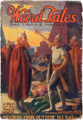 Pulps:Horror, Weird Tales - January '25 (Popular Fiction, 1925) Condition: VG-....