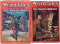 Pulps:Horror, Weird Tales Group (Popular Fiction, 1925) Condition: AverageVG-.... (Total: 2 )