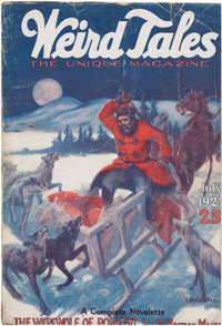Weird Tales - July '25 (Popular Fiction, 1925) Condition: VG+