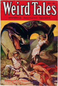 Weird Tales - December '32 First Appearance of Conan (Popular Fiction, 1932) Condition: FN-