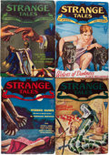 Pulps:Horror, Strange Tales Complete Run Group (Clayton, 1931-33) Condition:Average FN.... (Total: 7 )