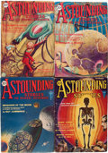 Pulps:Science Fiction, Astounding Stories Box Lot (Street & Smith, 1930-36) Condition:Average VG+....