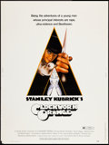 "Movie Posters:Science Fiction, A Clockwork Orange (Warner Brothers, 1971). Poster (30"" X 40"").Science Fiction.. ..."
