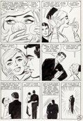 """Original Comic Art:Panel Pages, Jack Kirby and Vince Colletta Love Romances #96 """"When YouSearch For Love"""" Page 7 Original Art (Marvel, 1961)...."""