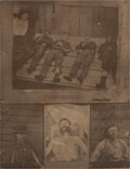 Photography:Official Photos, Dalton Gang: Possibly Unpublished Composite Photograph. ...