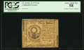 Colonial Notes:Continental Congress Issues, Continental Currency May 10, 1775 $30 PCGS Choice About New 58.. ...