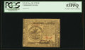 Colonial Notes:Continental Congress Issues, Continental Currency November 29, 1775 $5 PCGS About New 53PPQ.....