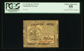 Colonial Notes:Continental Congress Issues, Continental Currency July 22, 1776 $5 PCGS Choice About New 55.....