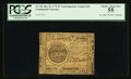 Colonial Notes:Continental Congress Issues, Continental Currency July 22, 1776 $7 Contemporary Counterfeit PCGS Choice About New 55.. ...