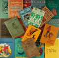 Books:Children's Books, [Children's Books]. Group of Twenty (20) Early Twentieth CenturyChildren's Books. Various publishers. All but one are hardb...(Total: 20 Items)