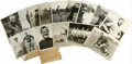 Football Collectibles:Photos, 1920s Vintage College Football Photographs Lot of 15. Classic collection of 1920s service photos numbers 15 in total and ha...