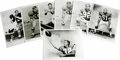 Football Collectibles:Photos, 1967 Football Stars Team-Issued Photographs Lot of 25. A total of25 team-issued photograph from teams of 1967 feature imag...