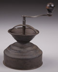 Antiques:Decorative Americana, Early Spice Grinder ca 1880s-1890s...