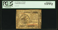 Colonial Notes:Continental Congress Issues, Continental Currency May 9, 1776 $5 PCGS About New 53PPQ.. ...