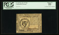 Colonial Notes:Continental Congress Issues, Continental Currency May 20, 1777 $8 PCGS About New 53.. ...