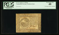 Continental Currency April 11, 1778 $6 PCGS Extremely Fine 40