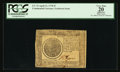 Continental Currency April 11, 1778 $7 PCGS Apparent Very Fine 20
