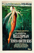 "Movie Posters:Romance, Venus of the South Seas (Lee-Bradford, 1924). One Sheet (27"" X41"").. ..."