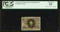 Fractional Currency:Second Issue, 10¢ Second Issue Experimental Milton 2E10F.4d PCGS Choice New 63.. ...