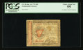 Colonial Notes:Continental Congress Issues, Continental Currency January 14, 1779 $55 PCGS Choice About New55.. ...