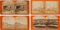 Photography:Stereo Cards, Rustic Arizona Scenery: Four Stereoviews. ... (Total: 4 Items)