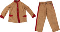 Political:3D & Other Display (1896-present), Theodore Roosevelt: Child's Rough Rider Costume. ...