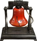 General Historic Events:Expos, Philadelphia Sesquicentennial: Liberty Bell Lamp....