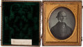 Photography:Daguerreotypes, Henry Clay: Lovely Sixth Plate Daguerreotype....