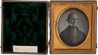 Henry Clay: Lovely Sixth Plate Daguerreotype