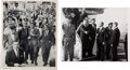 Political:Small Paper (1896-present), John F. Kennedy: Two Campaign Photographs.... (Total: 2 Items)