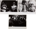 Political:Small Paper (1896-present), John F. Kennedy: Three Jacques Lowe Photographs.... (Total: 3Items)