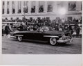 Political:Small Paper (1896-present), John F. Kennedy: Jacques Lowe Inaugural Parade Photo....